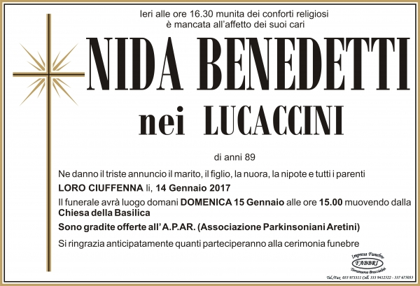 Nida Benedetti