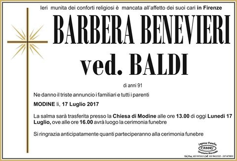 Barbera Benevieri