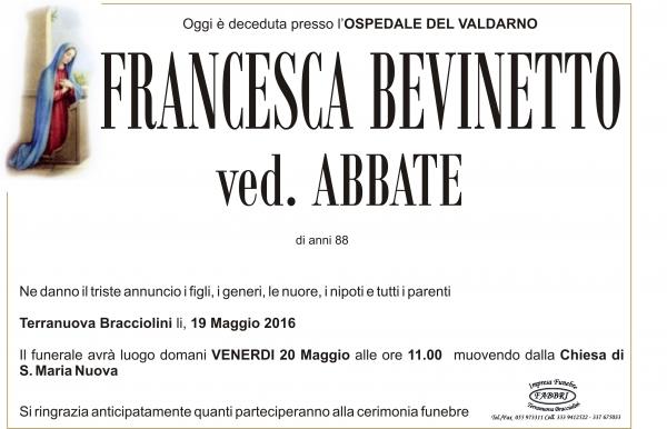 Francesca Bevinetto