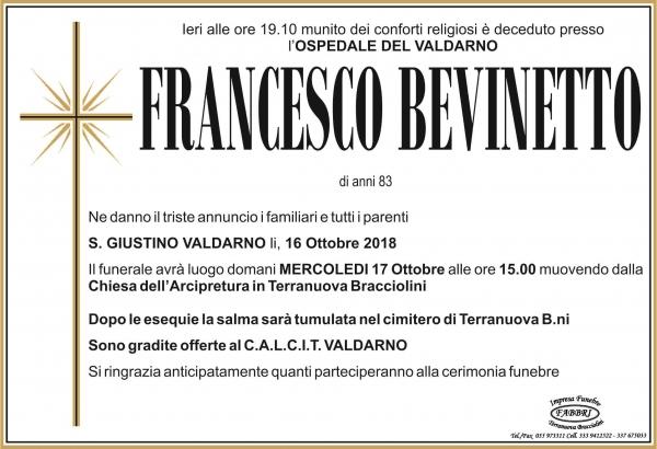 Francesco Bevinetto