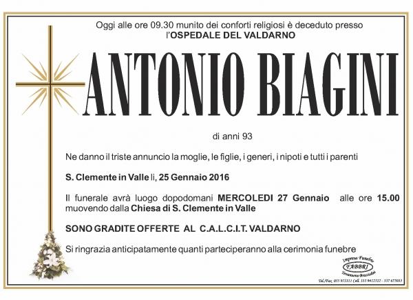 Antonio Biagini