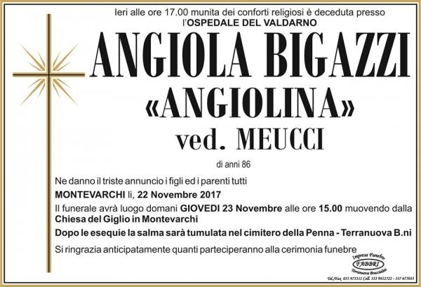 """Angiola """"Angiolina"""" Bigazzi"""