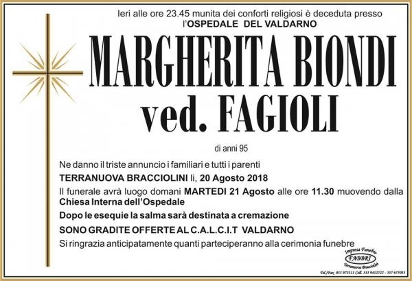 Margherita Biondi