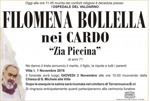 Filomena Bollella