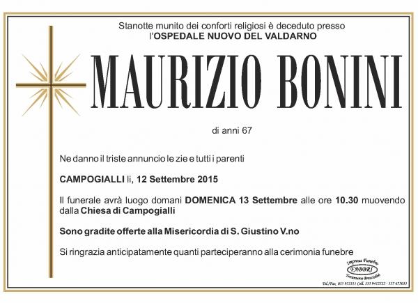 Maurizio Bonini
