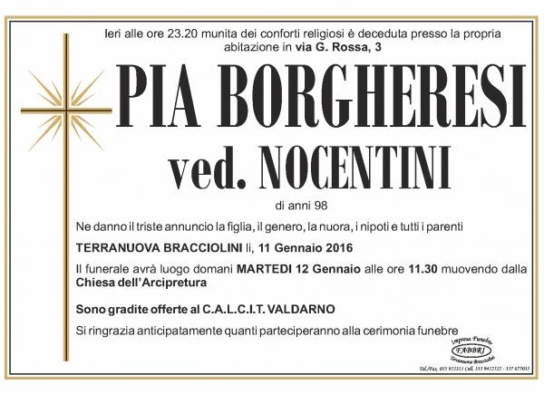 Pia Borgheresi