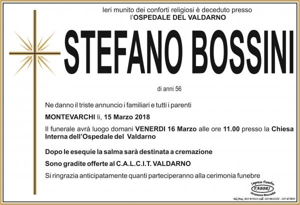Stefano Bossini