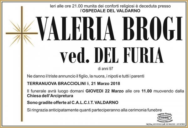 Valeria Brogi