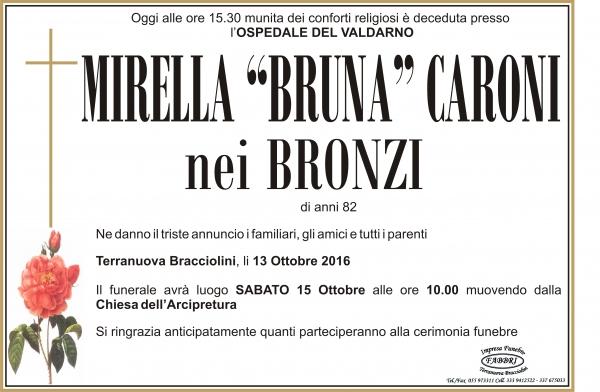 "Mirella ""Bruna"" Caroni"