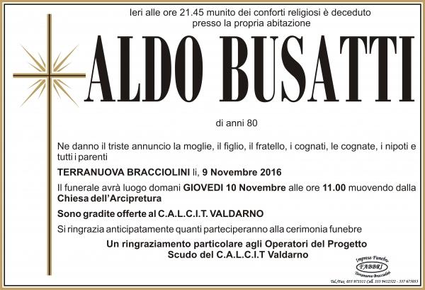 Aldo Busatti