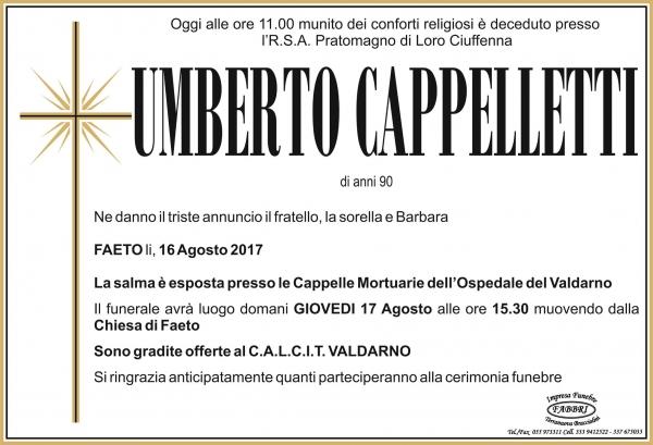 Umberto Cappelletti