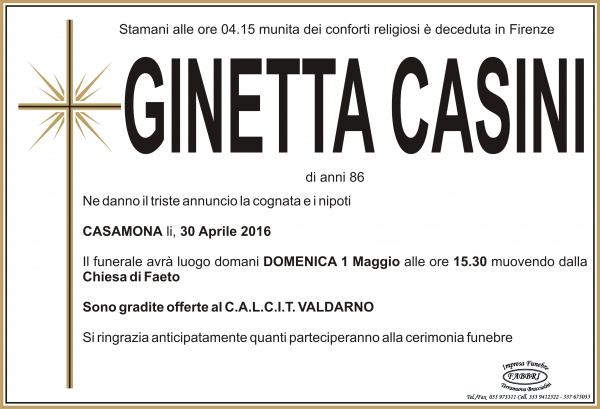 Ginetta Casini