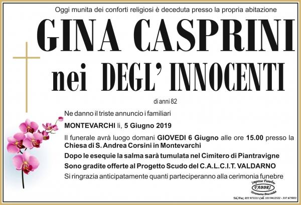 Gina Casprini