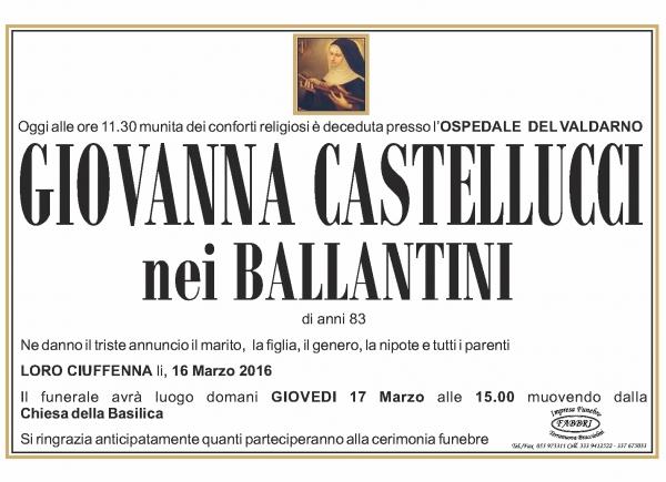 Giovanna Castellucci
