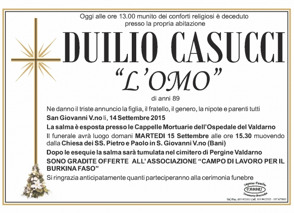 Duilio Casucci