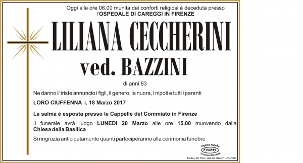 Liliana Ceccherini