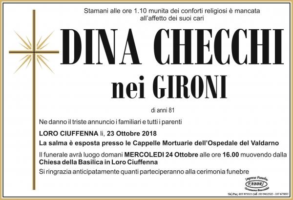 Dina Checchi