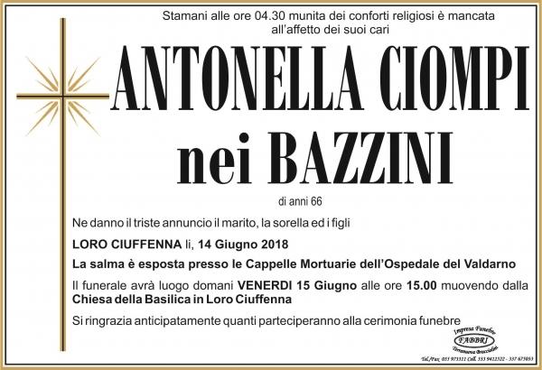 Antonella Ciompi