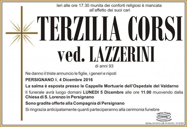 Terzilia Corsi