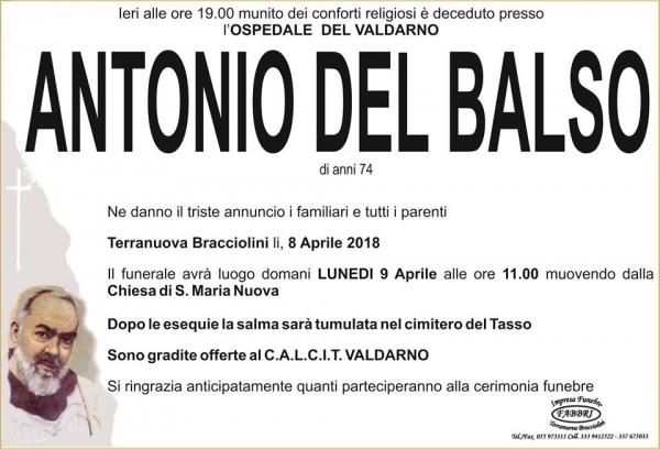 Antonio Del Balso