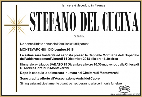 Stefano Del Cucina