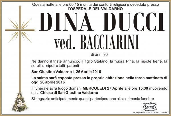 Dina Ducci