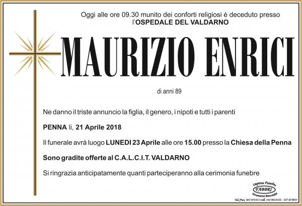Maurizio Enrici