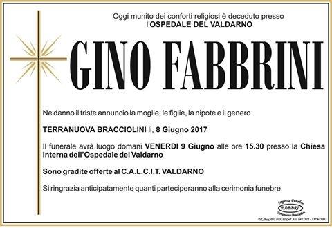Gino Fabbrini