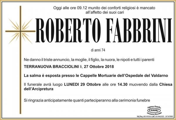 Roberto Fabbrini