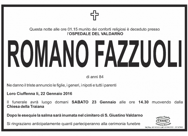 Romano Fazzuoli
