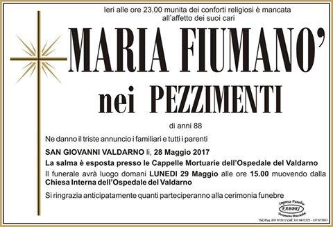 Maria Fiumano