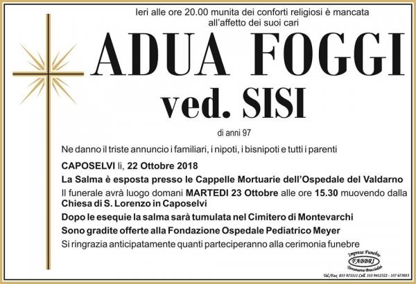 Adua Foggi