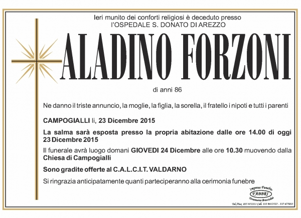 Aladino Forzoni