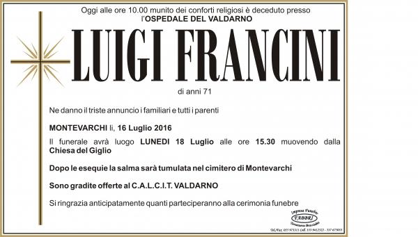 Luigi Francini