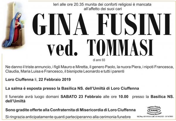 Gina Fusini