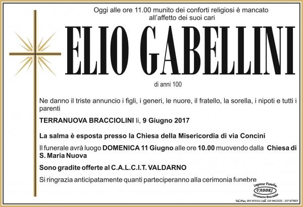 Elio Gabellini
