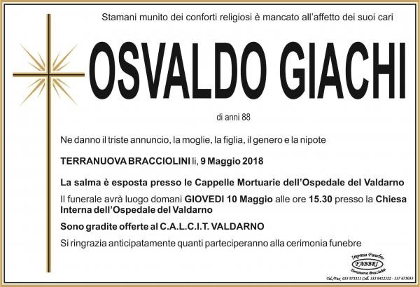 Osvaldo Giachi