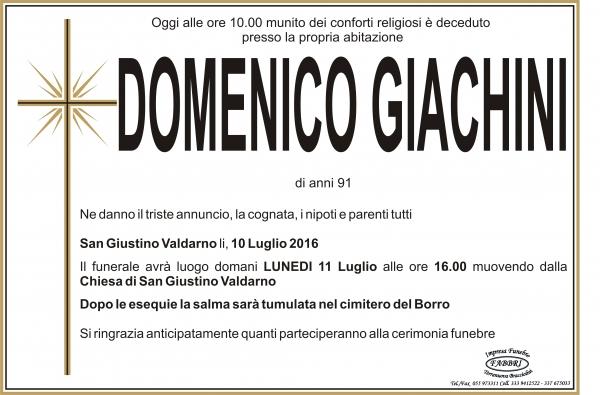 Domenico Giachini