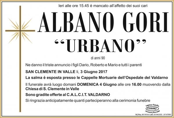 Albano Gori