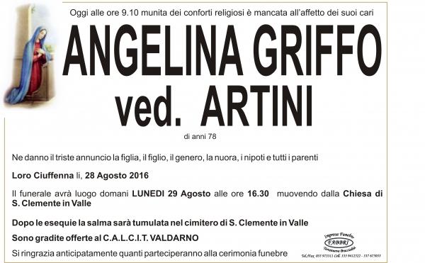 Angelina Griffo