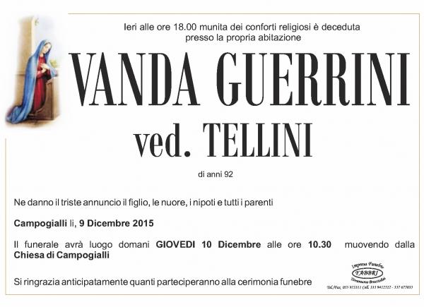 Vanda Guerrini