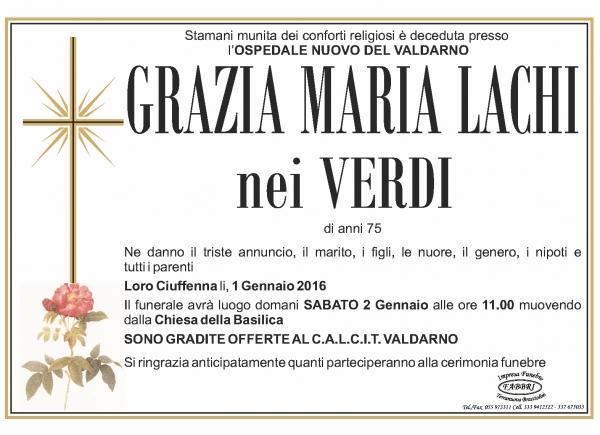Grazia Maria Lachi