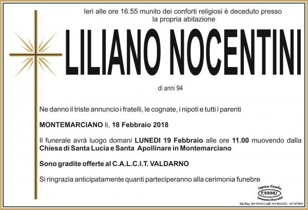 Liliano Nocentini