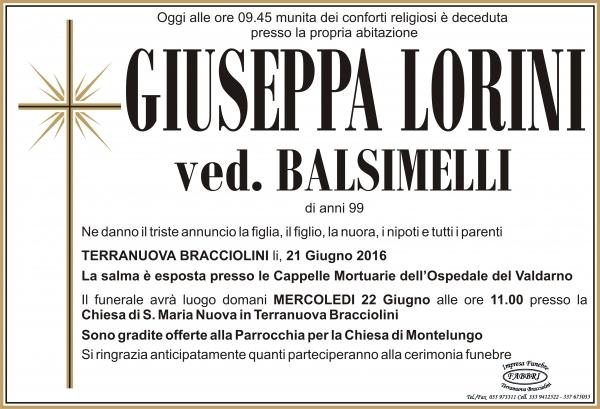 Giuseppa Lorini