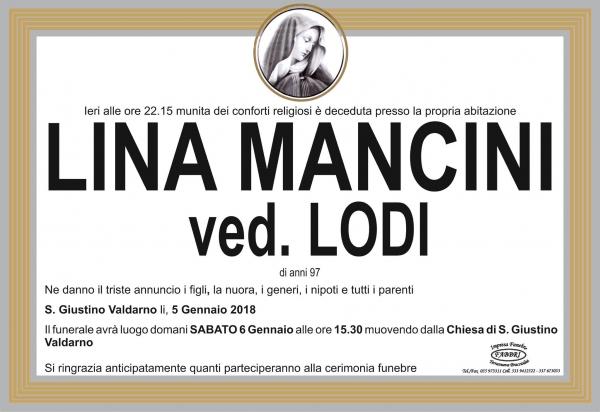 Lina Mancini