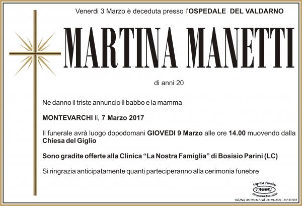 Martina Manetti