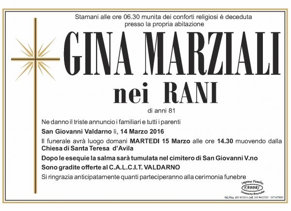 Gina Marziali