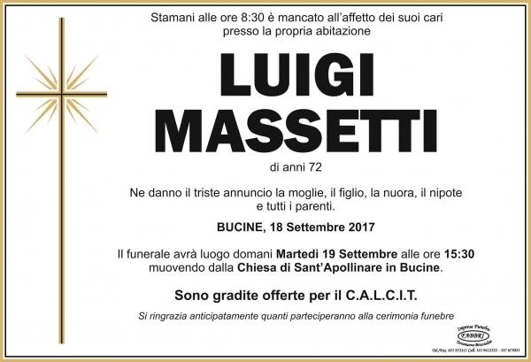 Luigi Massetti