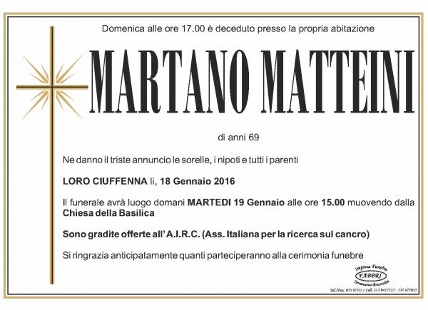 Tosca Matteini