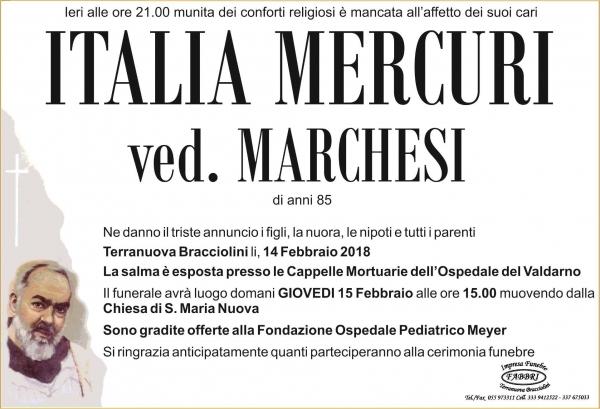 Carmina Italia Mercuri